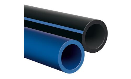 Tubi di polietilene perRaccordi elettrosaldabili di polietilene per condotte in pressione di acqua e gas conbustibili