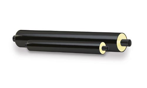 Tubi di PE100 preisolato per condotte di teleraffrescamento